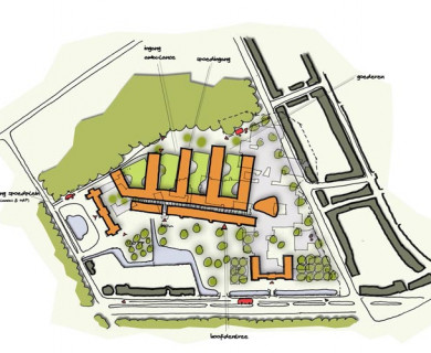 MASTERPLAN NOORDWEST HOSPITAL
