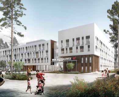 Dutch Hospital Design Designs A New Hospital For