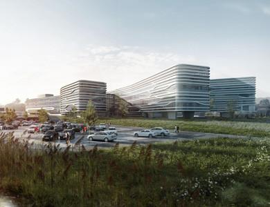Next Generation Hospital Bratislava Slovakia