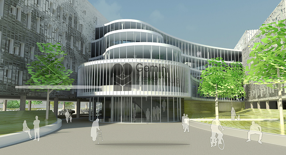 Green Building Hospital Design